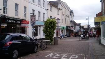 High Street (Upper) Andover