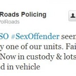 Registered Sex Offender: Man Arrested on A303