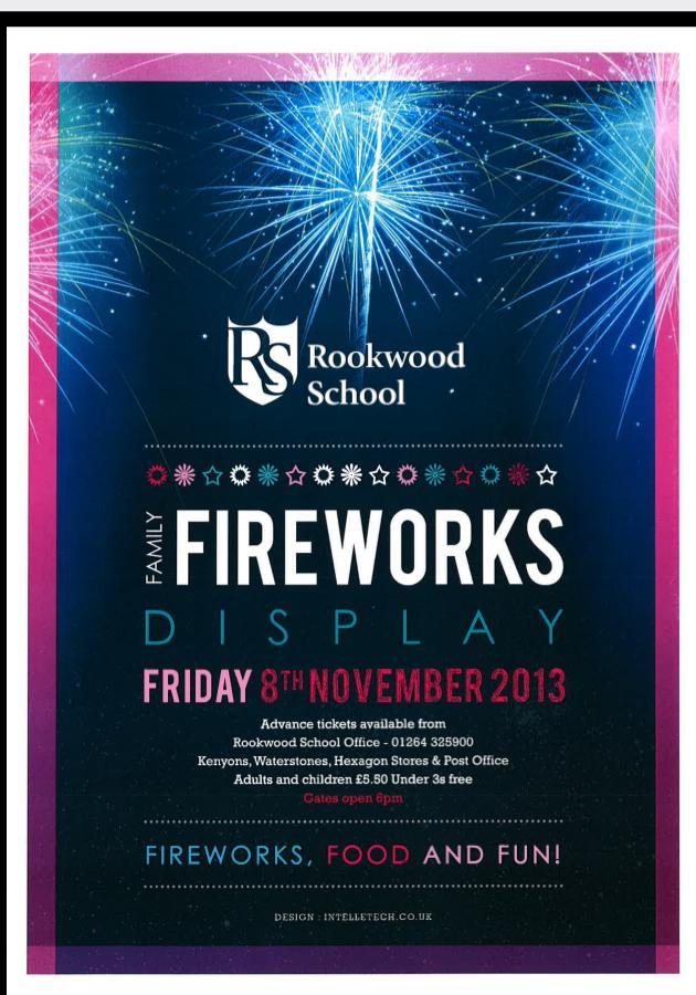 Rookwood Fireworks