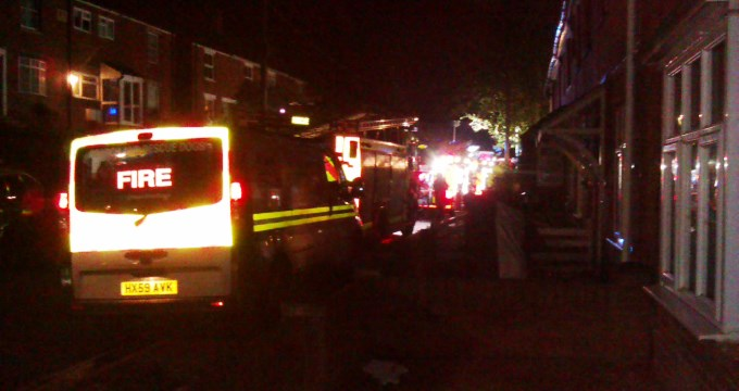 South Street Fire