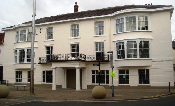 The Star and Garter in Andover