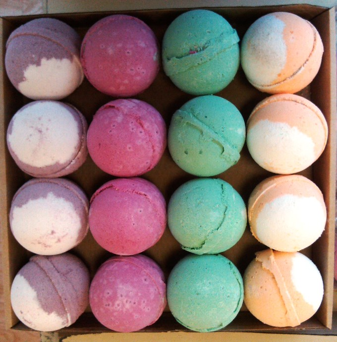 Wow Cosmetics - Bath Bombs