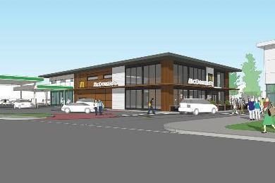 BP Garage Plan - View 2