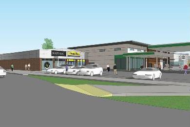 BP Garage Plan - View 3