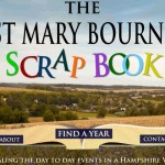 Volunteer Required for St Mary Bourne Parish Scrapbook Project