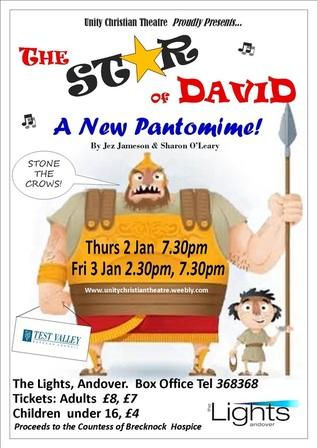 Star of David Pantomime