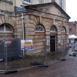 Facelift for the Upper Guildhall in Andover