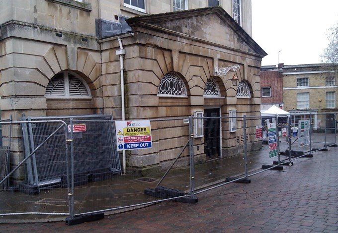 Andover Guildhall Refurbishment