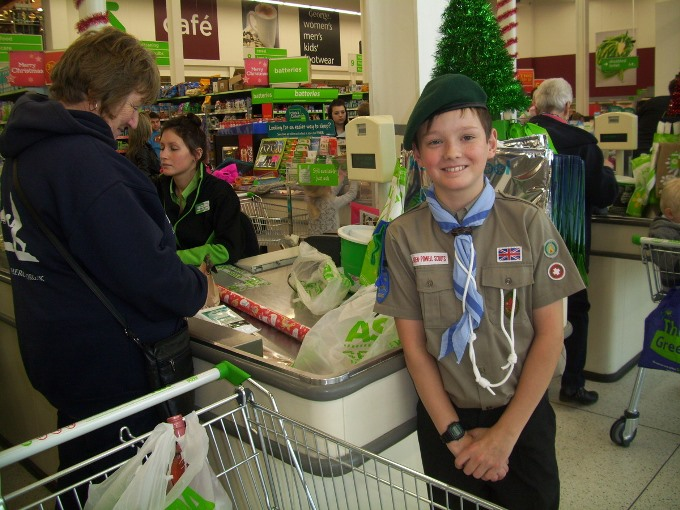 Asda Beavers Cubs and Scouts