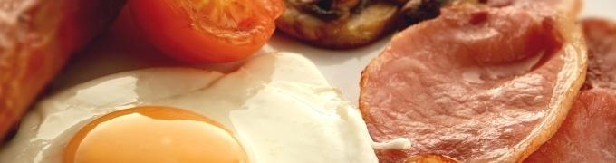 Breakfast in Andover