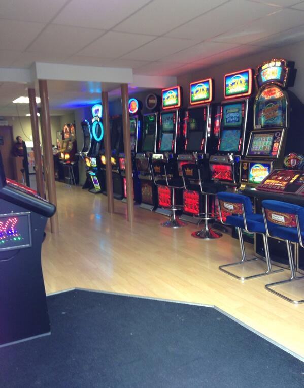 Andover Games Arcade
