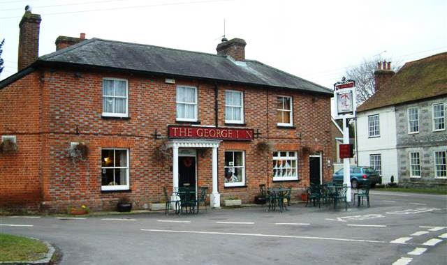 George Inn - St Mary Bourne