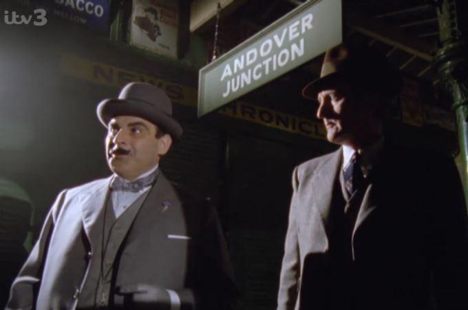 Poirot Andover Junction