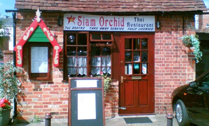 Siam Orchid in Andover