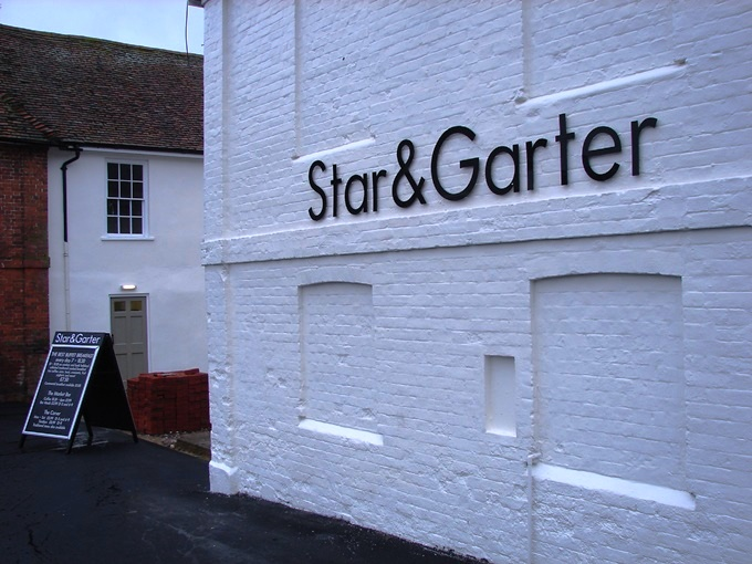 Star & Garter in Andover