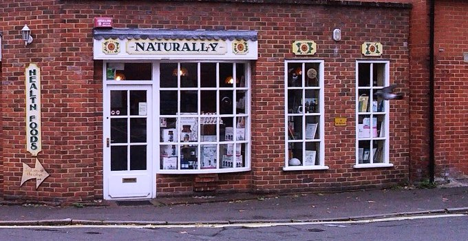 Naturally Health Foods in Andover