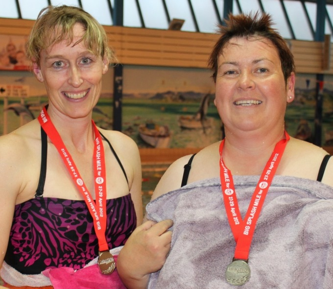 Andover Leisure Centre Swimathon