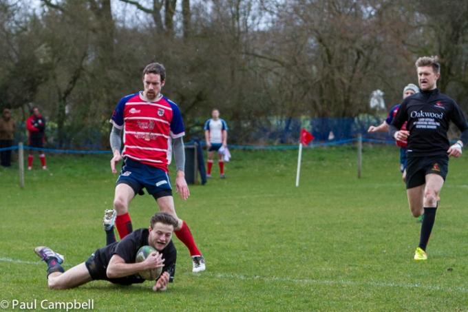 Andover RFC v Southampton