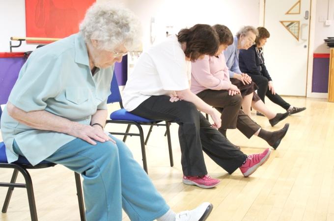 Fitness Classes 2