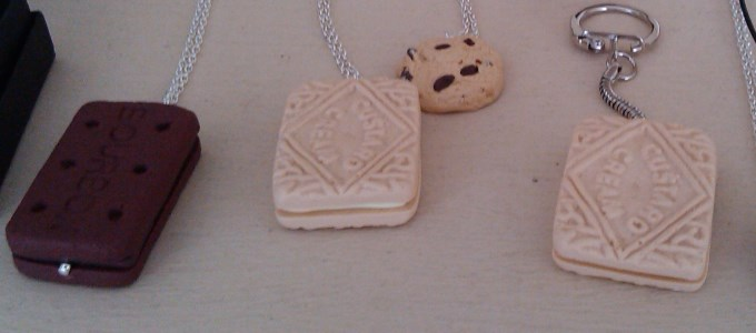 Lonefairy Jewellery Takes the Biscuit