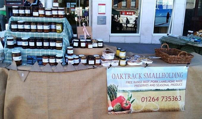 Oaktrack Small Holding