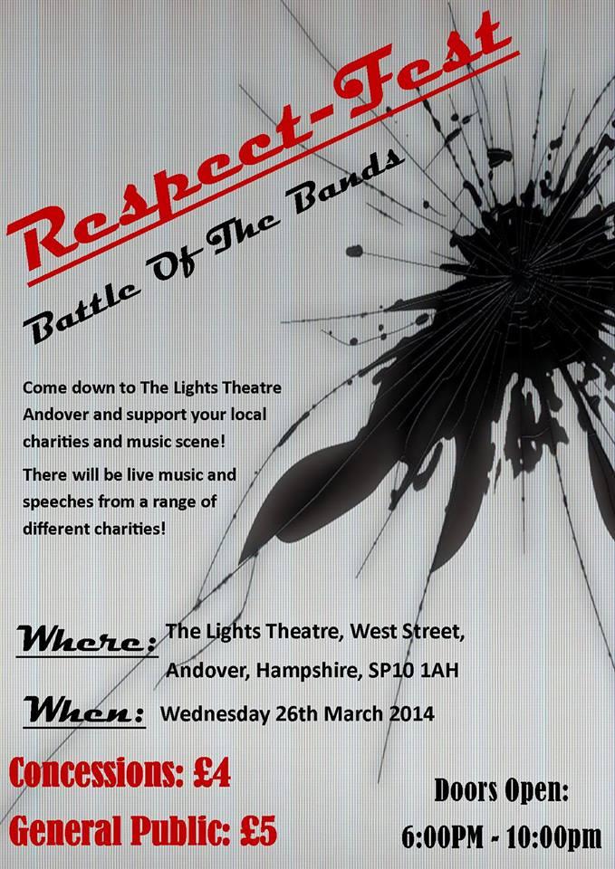 Respect-Fest 2014 Poster