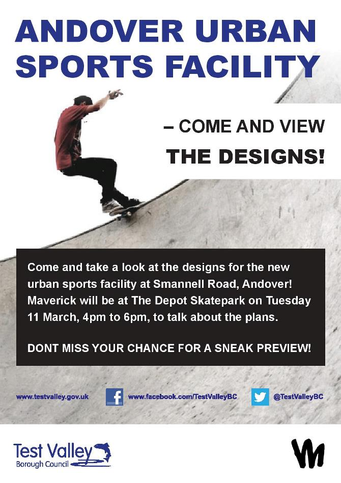Urban Sports Group - Designs A4 Poster