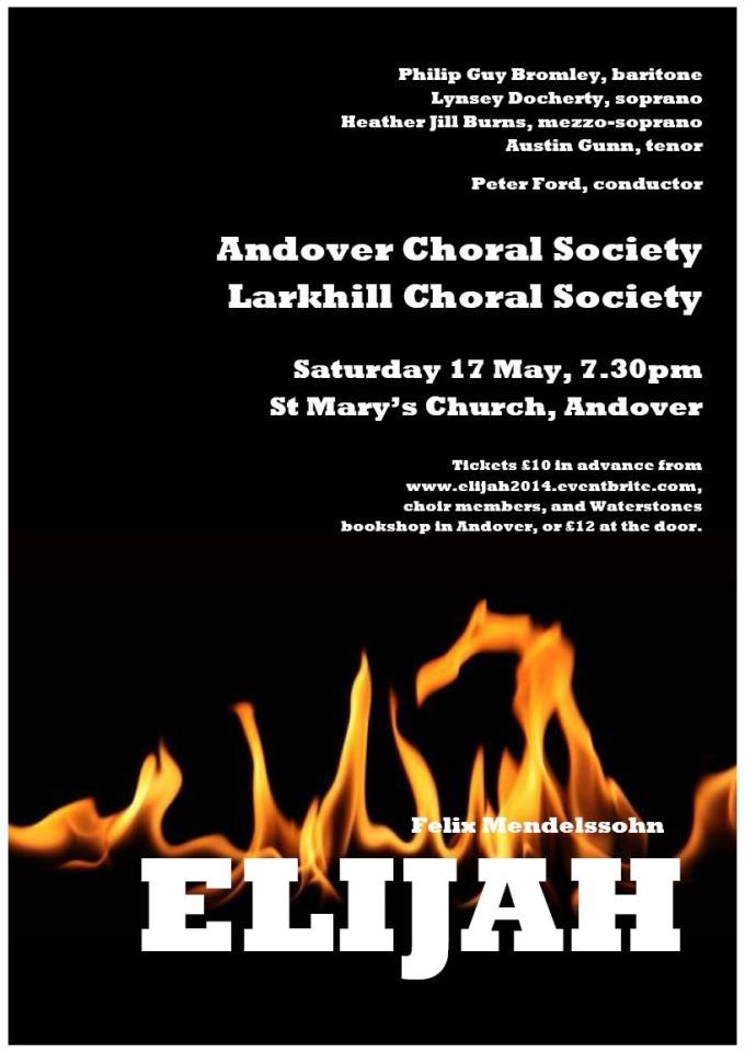ACS - Elijah Poster
