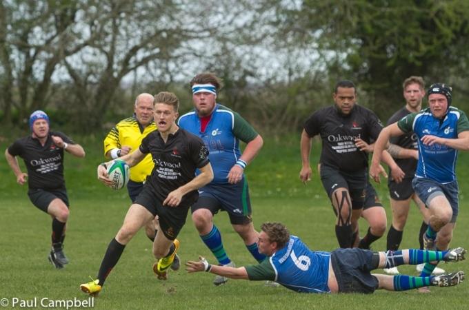 Andover RFC v Overton RFC