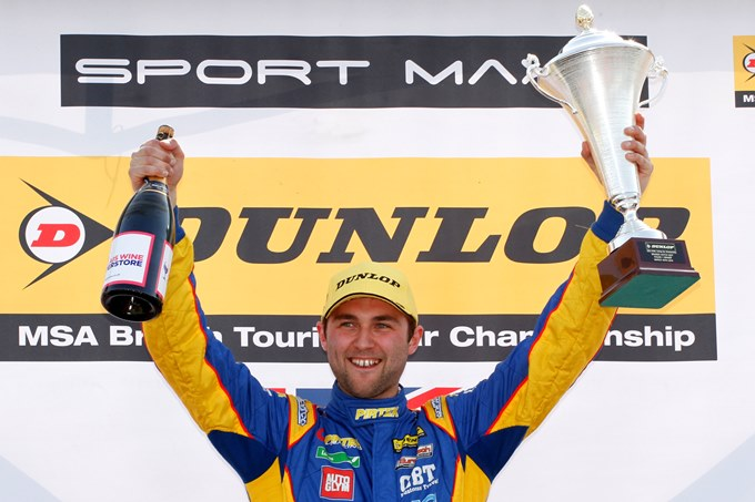 British Touring Car Championship - Andrew Jordan
