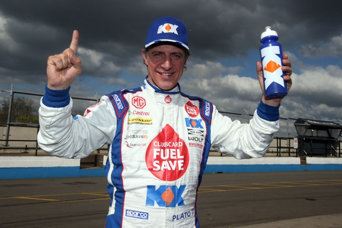 British Touring Car Championship - Jason Plato