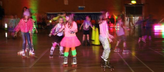 Roller Disco April 2014