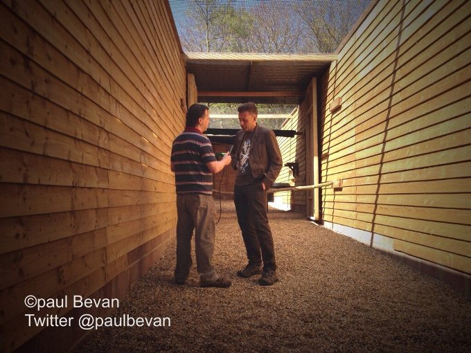 Steve Randall Interviews Chris Packham