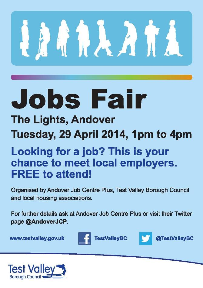TVBC - Job Fair April