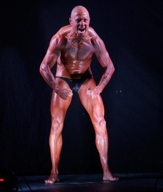 Al Darmanin, 44, fitness instructor at Andover Leisure Centre