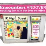Encounters Shop Open Till 15th June