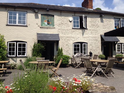 Fox Inn Tangley