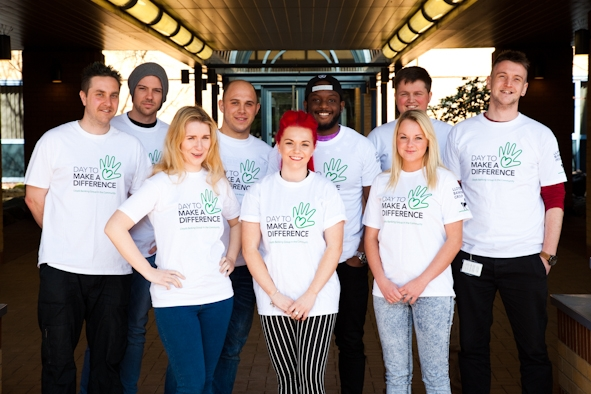 Lloyds Day to Make a Difference