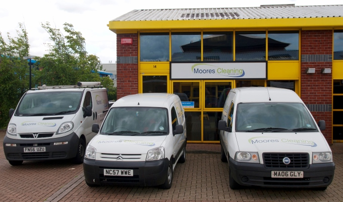 Moores Cleaning in Andover