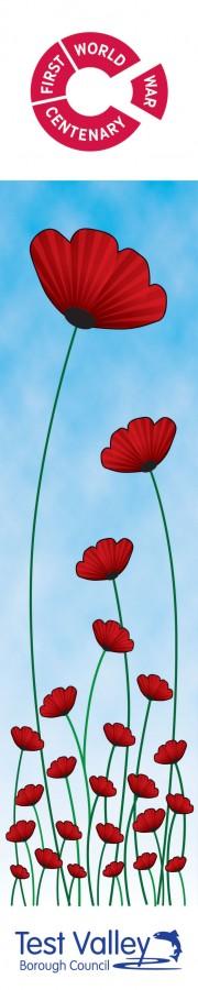 TVBC Poppy Banner