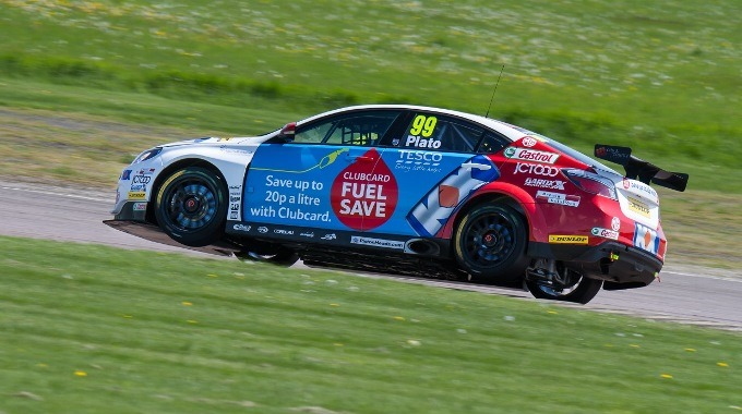 Jason Plato #99 MG KX Racing