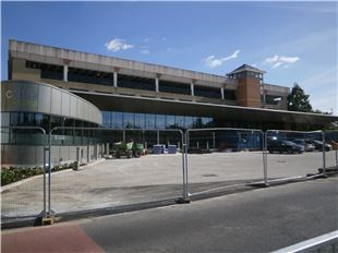 Andover Bus Station