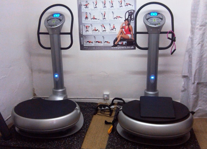 Power Plate Machines