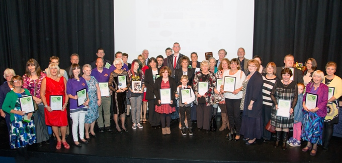 Pride of Andover Award Winners 2013