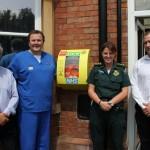 Public Access Defibrillator Installed at Andover Dental Health Centre