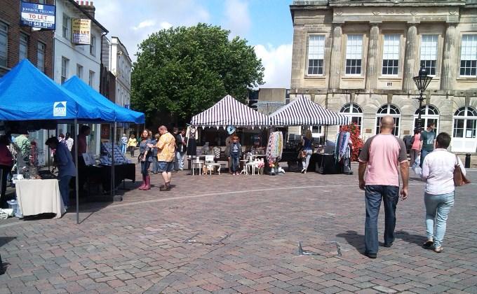 Bert & Gerts Market - August 2014