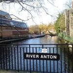 River Anton in Test Valley