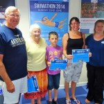 Swimathon Raises Money for Katie Piper Foundation and Other Charities
