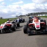 Formula 3 Racing Back at Thruxton After Four-year Absence