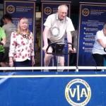VIA Cycle Challenge - The Start